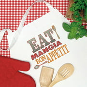 Dimensions Good Eats Apron Stamped Cross-Stitch Kit