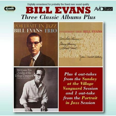 CLASSIC ALBUMS [BILL EVANS (PIANO)] [CD BOXSET] [2