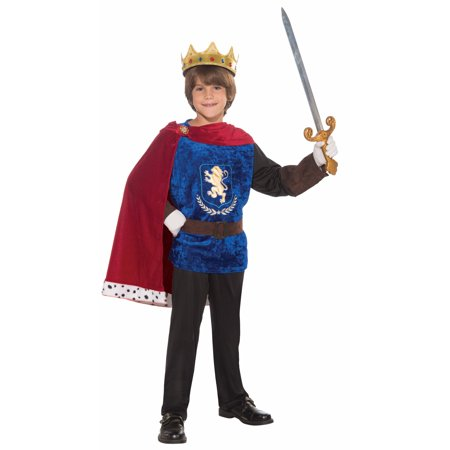 Prince Charming Knight Boys Renaissance Medieval Costume F70597 - Small (4-6) for $<!---->