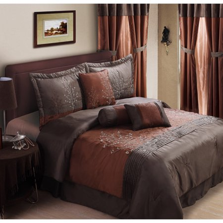 Discontinued Willow 20 Piece Comforter Set Spice