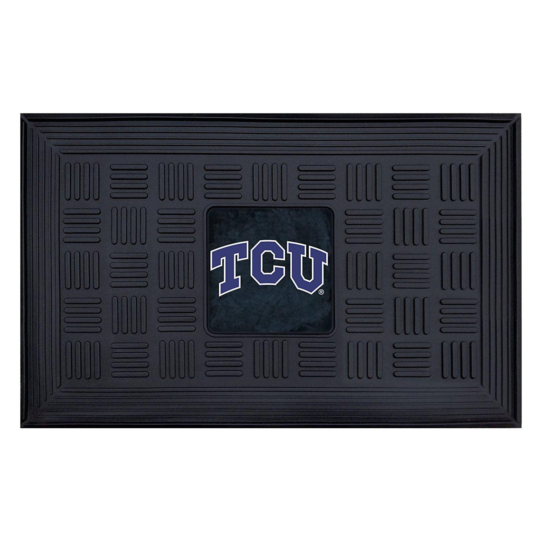 NCAA Texas Christian University Horned Frogs Vinyl Door Mat..., By Fanmats Ship from US