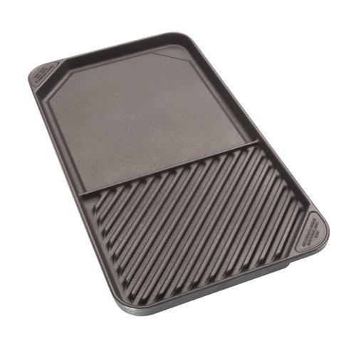 Chef's Design 20'' Non-Stick Grill Pan and Griddle