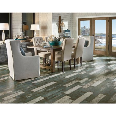 Armstrong  Architectural Remnants Laminate Flooring Pack  13 07 Square Feet Per Case Pack