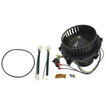 Carrier 309868755 Inducer Motor Assembly G0116326