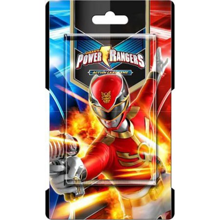 Power Rangers Action Card Game Rise of Heroes Booster