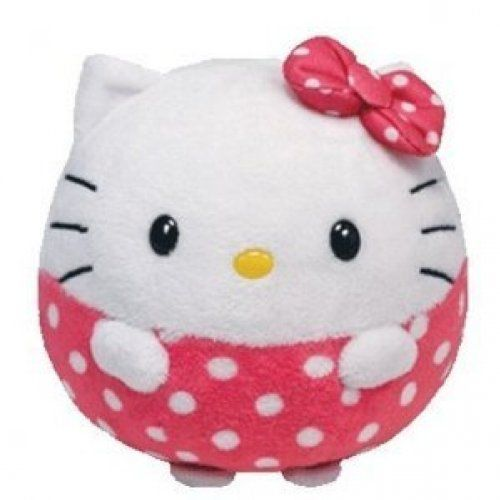 Hello Kitty Beanie Ballz Stuffed Animal by Ty (38030) by TY