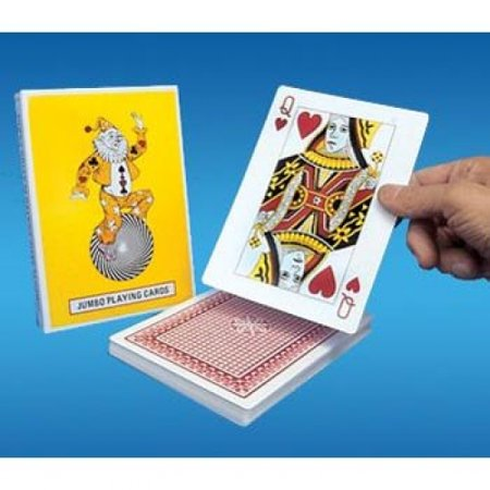 Giant Playing Cards (7