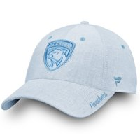 Florida Panthers Fanatics Branded Women's Hometown Fundamental Adjustable Hat - Blue - OSFA