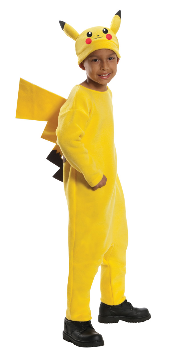 pokemon pikachu child halloween costume walmartcom