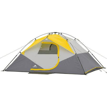 ozark trail 9 x 7 x 48 instant dome tent with 2 30oz tumblers
