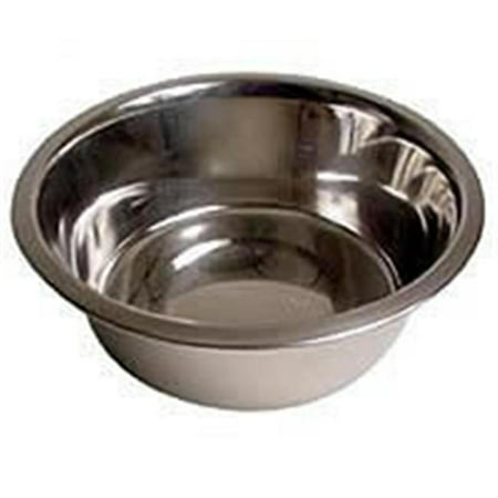 Classic Pet Products 028-02345 Classic Pet Products 3 Quart Stainless Steel Dog Bowl