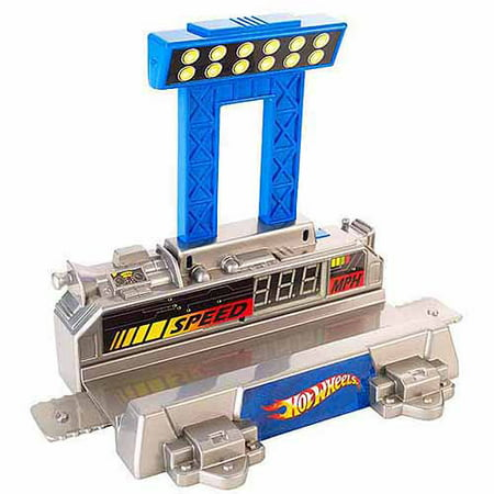 Hot Wheels Track Builder Digital Speedometer