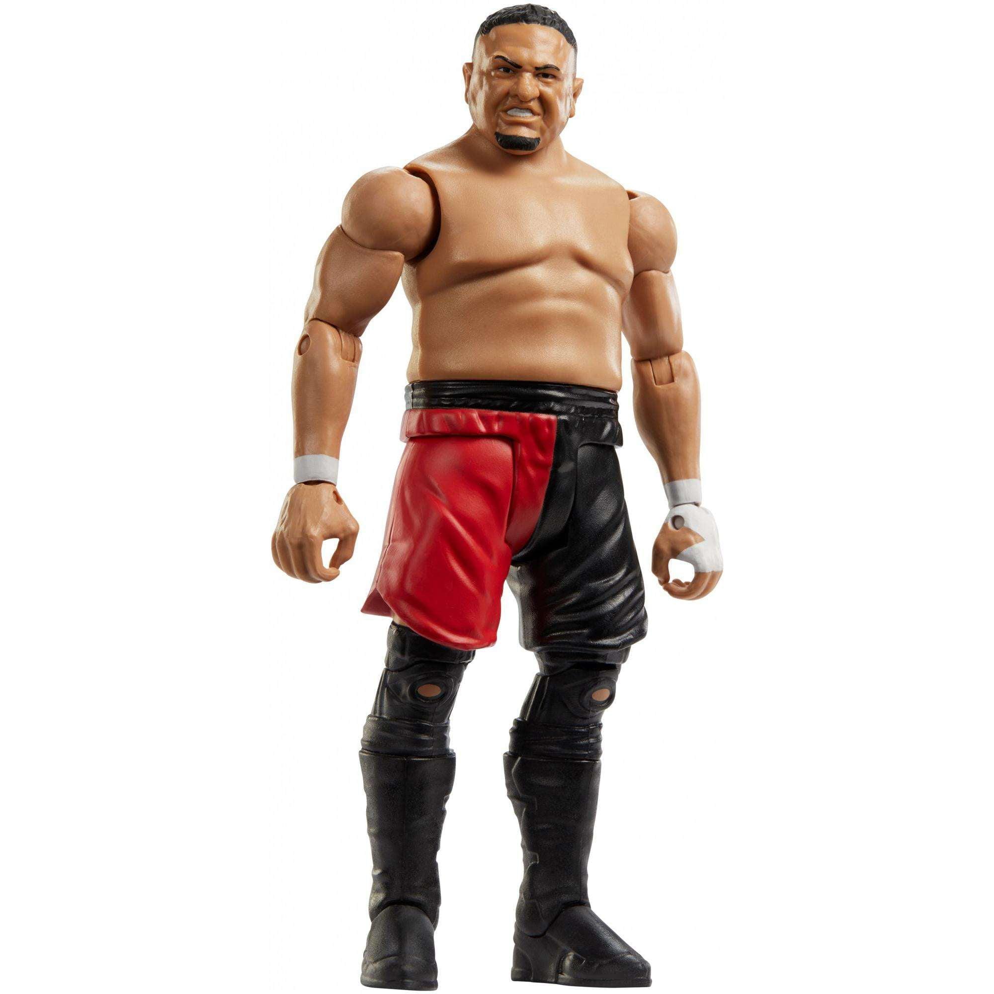 WWE Samoa Joe Figure by Mattel