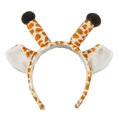 Giraffe Headband by Wildlife Artists - HB-1040