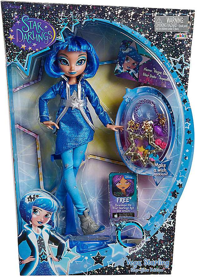 Disney Star Darlings Vega Starling 10.5 Doll by
