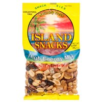 New 366051 Island Snacks High Energy Mix 3Z (12-Pack) Snacks Cheap Wholesale Discount Bulk Food And Beverages Snacks X Others