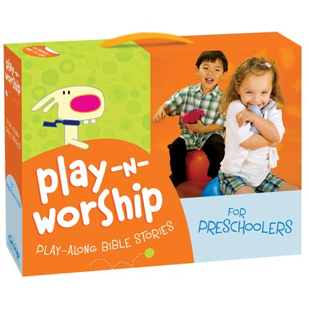 Play-n-Worship: Play-Along Bible Stories for Preschoolers for $<!---->