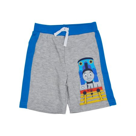 Toddler Boys Thomas The Tank Engine Shorts Gray