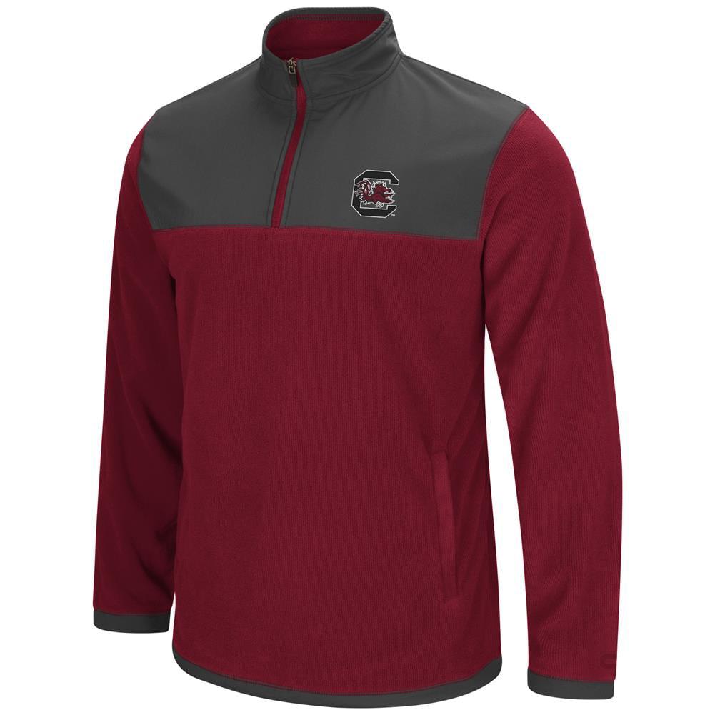 South Carolina Gamecocks Men's Full Zip Fleece Jacket by Colosseum