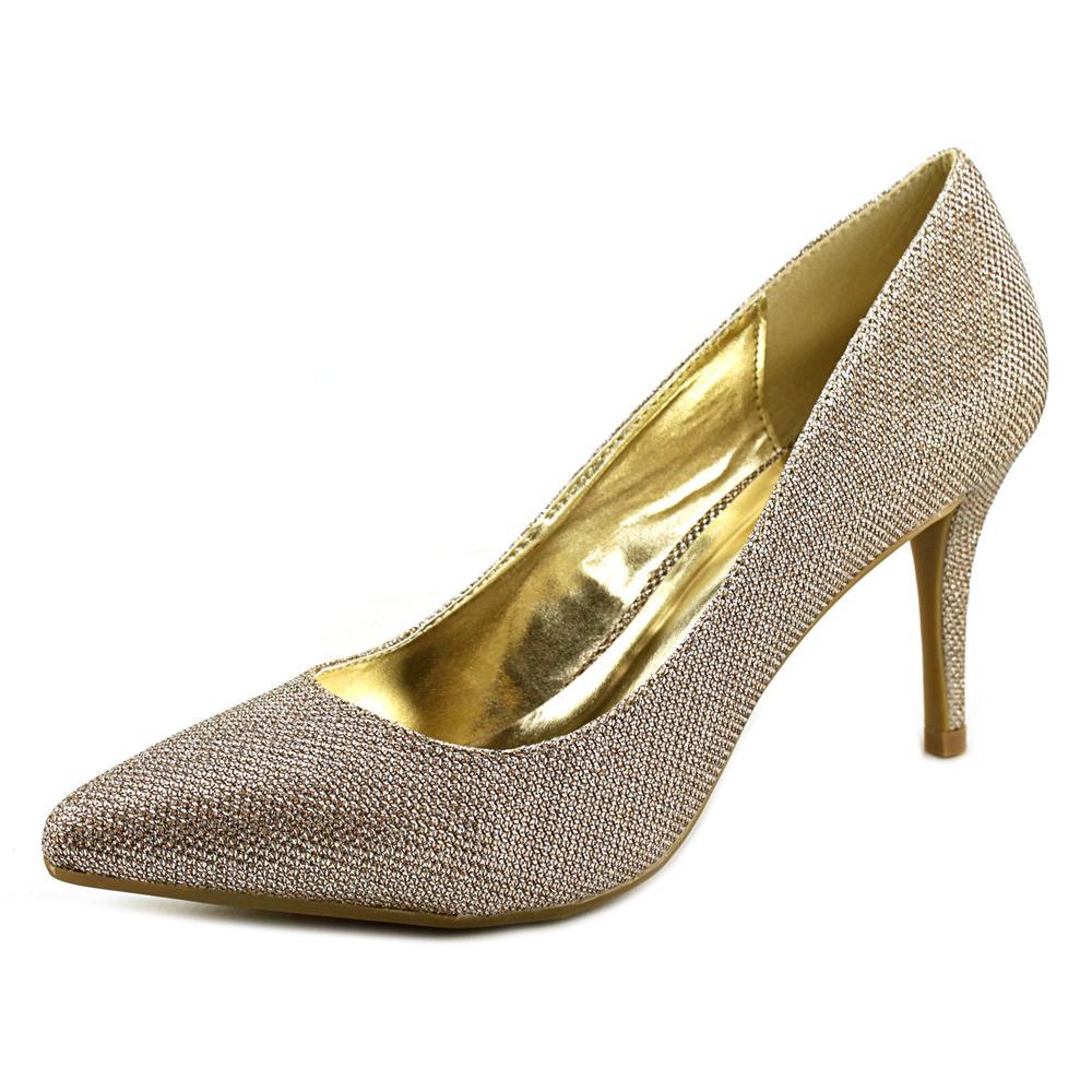 143 Girl Owanda   Pointed Toe Synthetic  Heels