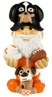 """886867353240 Tennessee Volunteers Garden Gnome 11"""" Thematic Second String by"""