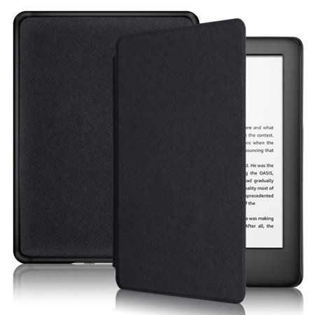 Leather Flip Stand Cover Case for Amazon All-New Kindle 10th Generation