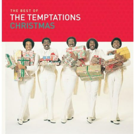 The Best Of Temptations Christmas (CD) ()