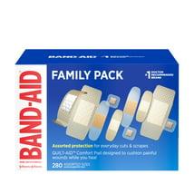 Bandages & Gauze: Band-Aid Tru-Stay