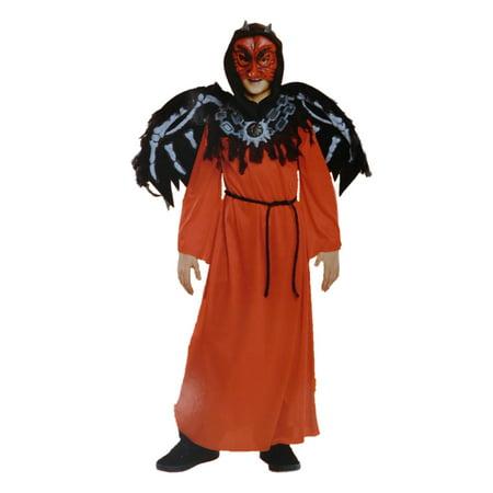 Boys Underworld Outcast Demonic Halloween Costume Small - Underworld Halloween Costume