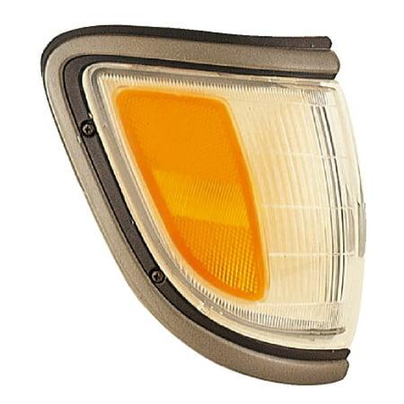95-96 Toyota Tacoma 2WD (Black) Passenger Side Park Signal Side Marker Light