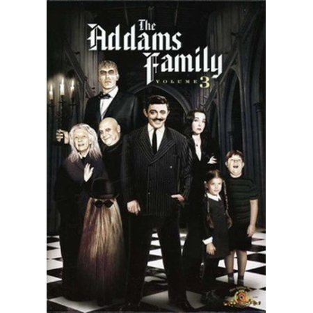 The Addams Family: Volume 3 (DVD) (Halloween With The New Addams Family)