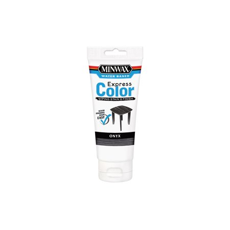 Minwax® Express Color™ Wiping Stain & Finish Onyx,