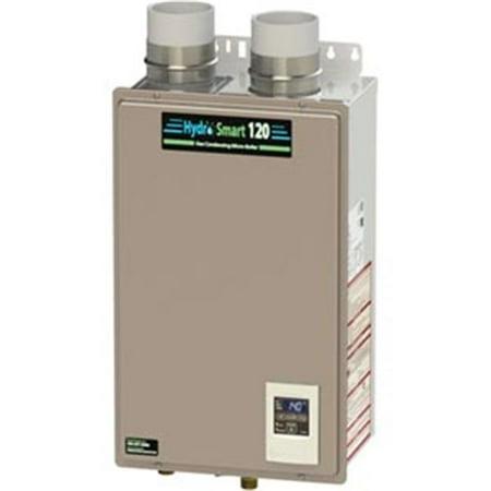 TekSupply 113778 Hydro Smart Condensing Micro-Boiler - Natural Gas 120K (Best Condensing Gas Boiler)