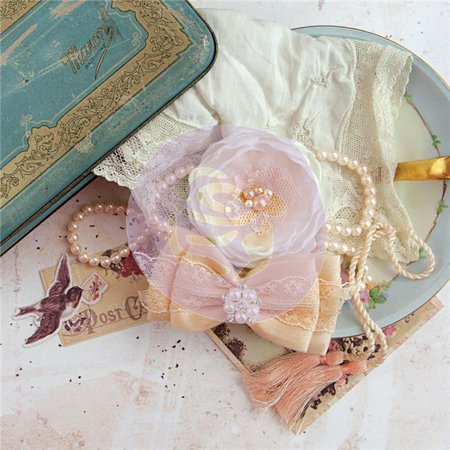 Tales of You & Me Flower/Bow, 2.75