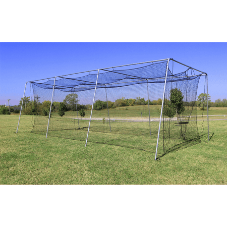 Cimarron 30x12x10 #24 Batting Cage Net Only ()