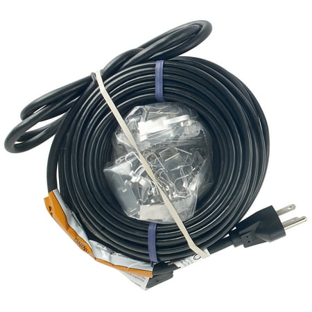Frost King RC80 80' 400 Watts Pre-Assembled Automatic Electric Roof Cable -