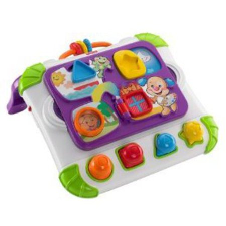 Fisher-Price Laugh & Learn & Move Music Station