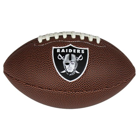 Oakland Raiders Official NFL Youth Football by Licensed Products 046388 6d5a1d7cbe0