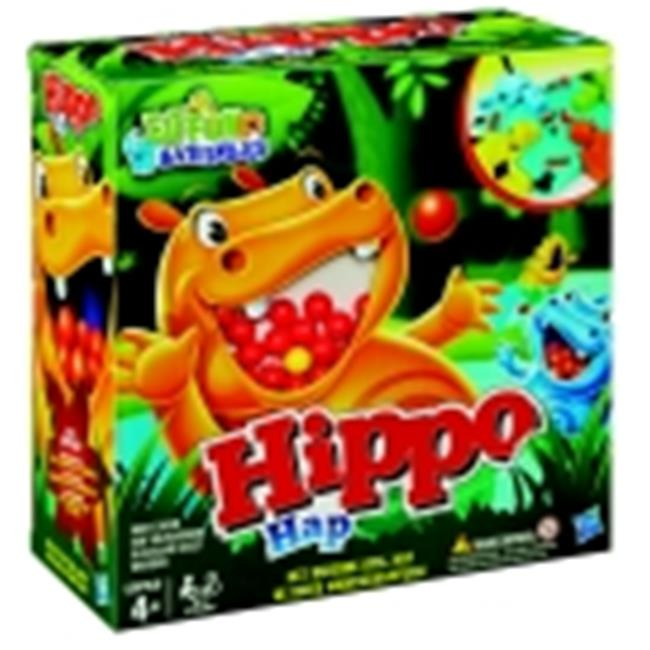 Milton Bradley Hungry Hungry Hippos Game