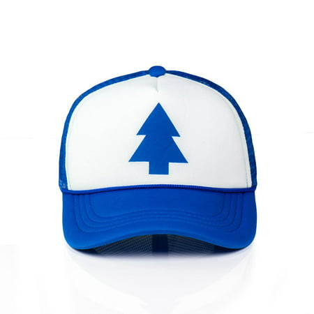 Dipper Pines Costume (Gravity Falls Dipper's Hat  Official Licensed  Pines Trucker)