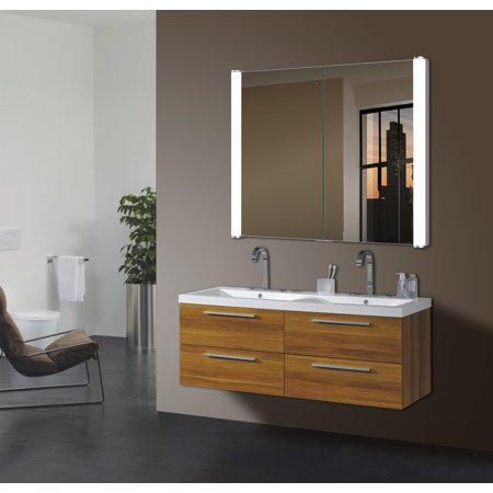 Magnificent Ace Led Bathroom Mirror Medicine Cabinet Home Remodeling Inspirations Basidirectenergyitoicom