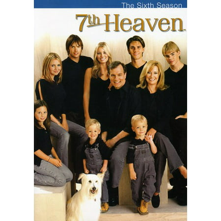 7Th Heaven  The Sixth Season    Dvd