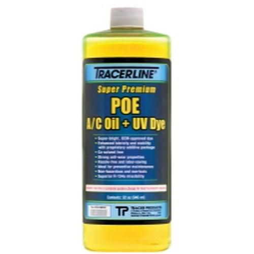 Tracerline Td100Eq 32Oz Estr A/C Oil W/Dye Oem Ap