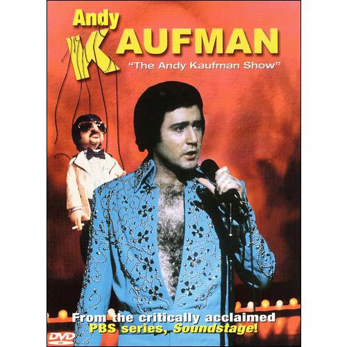 Soundstage: The Andy Kaufman Show (Full Frame)