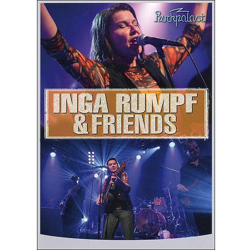 Inga Rumpf & Friends At Rockpalast