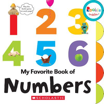 My Favorite Holiday Is Halloween (My Favorite Book of Numbers (Board)