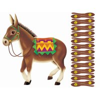 Party Game, Pin The Tail On The Donkey