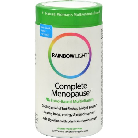 Rainbow Light Complete Menopause Multivitamin 120 Tab
