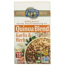 Rice: Lundberg Quinoa & Rice Mix