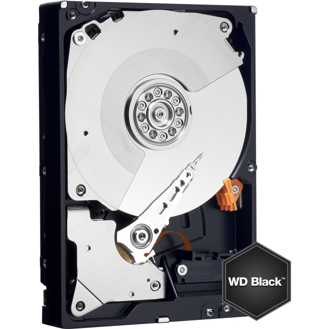 "WD Black WD5003AZEX 500 GB 3.5"" Internal Hard Drive - SATA - 7200rpm - 64 MB Buffer"